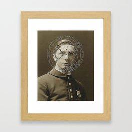 time capsule Framed Art Print
