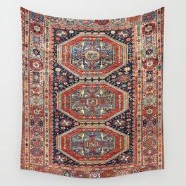 Kuba Sumakh Antique East Caucasus Rug Wall Tapestry