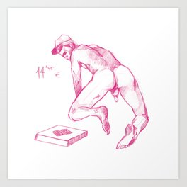 FAG 05 Art Print