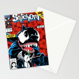 Stitchom Experiment 626 Stationery Cards