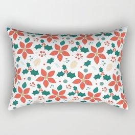 Day 06/25 Advent - Deck the Halls Rectangular Pillow