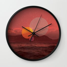 untitled 16 Wall Clock