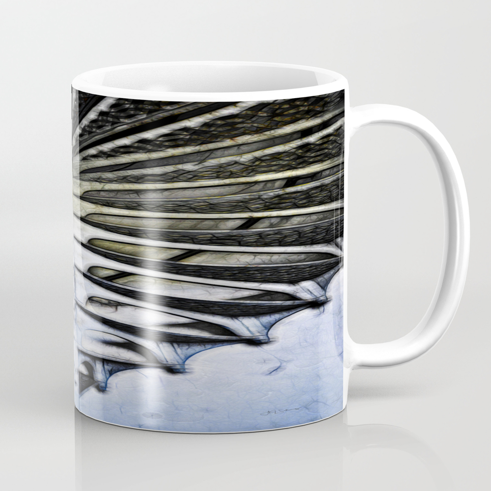 Lighthouse Tower Stairs Mug by Michigangallery MUG9053552