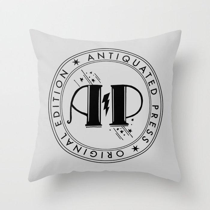 AP Chop light Throw Pillow