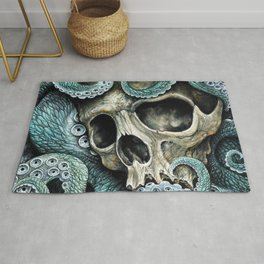 Please my love, don't die so far from the sea... Rug