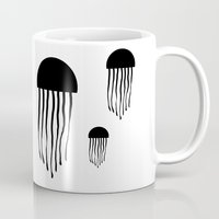 medusa Mugs featuring Medusa by Kristijan D.