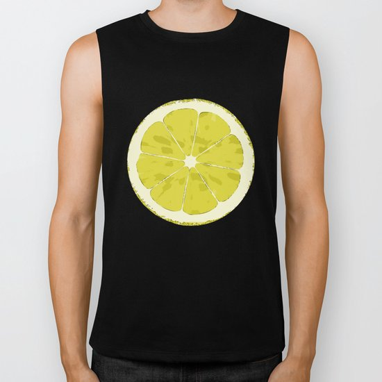 Lemon Biker Tank