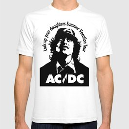 Ac/Dc angus young T-shirt