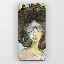 Dope Girl iPhone Skin