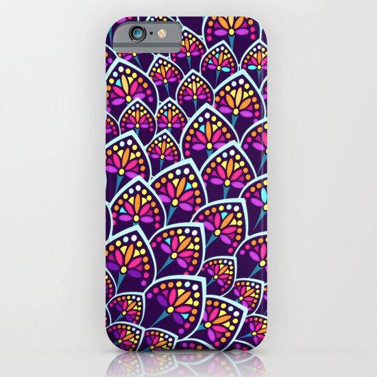 Madeleine Pattern iPhone & iPod Case