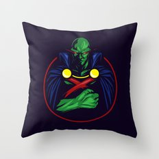 Son of Mars Throw Pillow