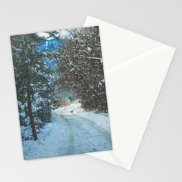 Winter Feels Stationery Cards