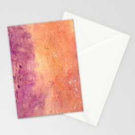 Golden Soul Stationery Cards