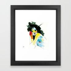 MUSA 292 Framed Art Print