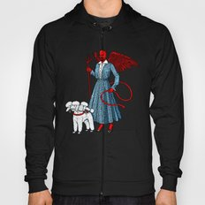 Devil With A Blue Dress On Hoody