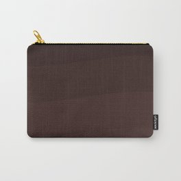 Chocolate waves. Carry-All Pouch