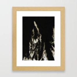 Spire Framed Art Print