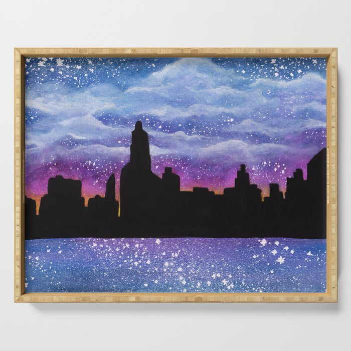 City of Stars Serving Tray