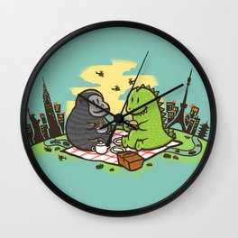 Let's have a break Wall Clock