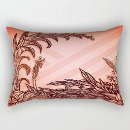 Leaving again Rectangular Pillow