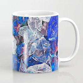 Blue On The Rocks Coffee Mug