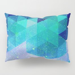 Geometric and electric Pillow Sham