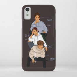 SKAM the Isak(s) iPhone Case