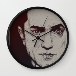 Monster Masters: Bela Lugosi Wall Clock