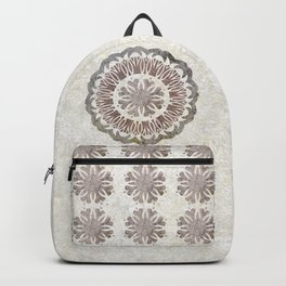 Shared love mandala Backpack