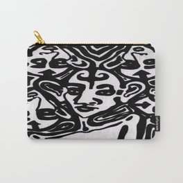The Gossips Carry-All Pouch