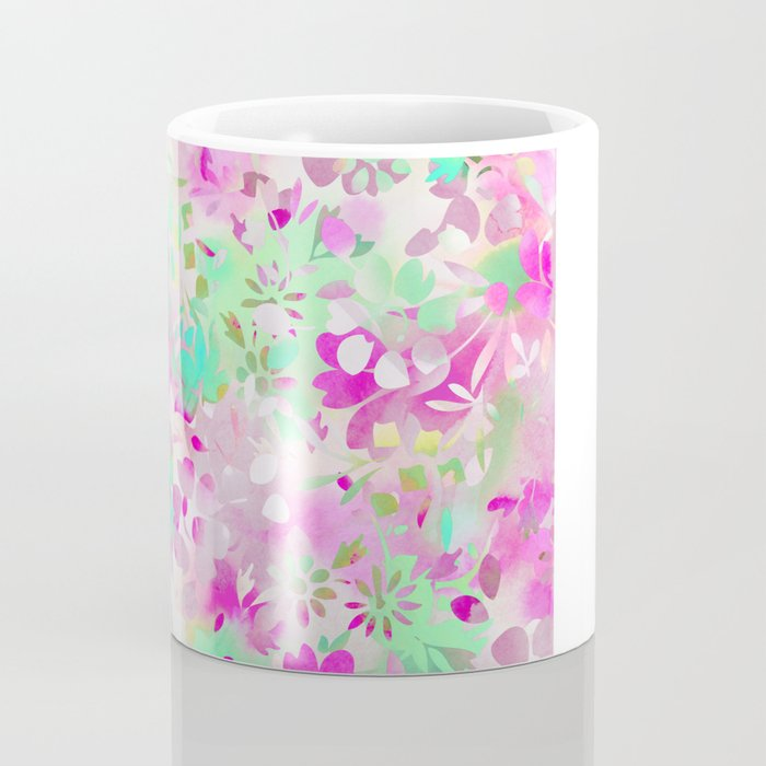 Floral Spirit 4 Coffee Mug