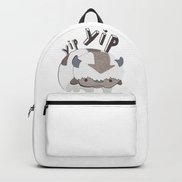 let's go! yip yip Backpack