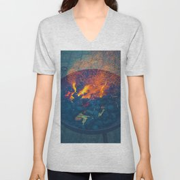 Light My Fire Unisex V-Neck