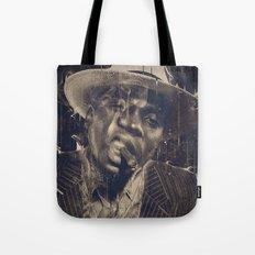 DARK SMOKE Tote Bag