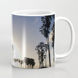 Sunset in Venice Beach Coffee Mug