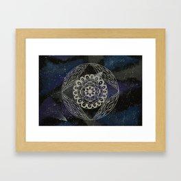 Spacey Dreams Framed Art Print