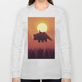 The End of All Things Long Sleeve T-shirt