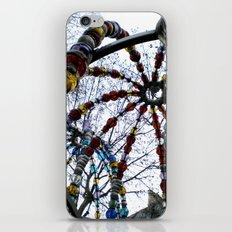 Paris Metro iPhone & iPod Skin