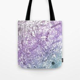 Marker Scratch Tote Bag