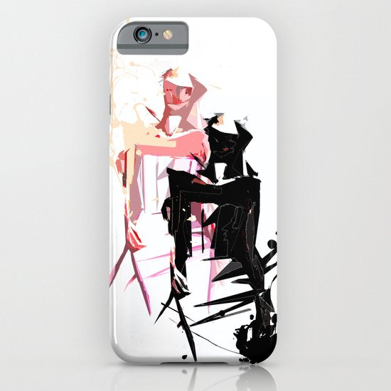 Fashion #2 iPhone & iPod Case