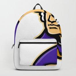 George Washington Mascot Backpack
