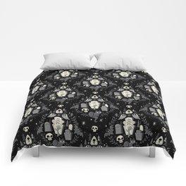 Graveyard Ghouls Comforters