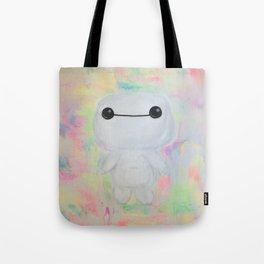 baby baymax Tote Bag
