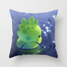 Mini Trip Throw Pillow