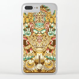 Jatayu Clear iPhone Case