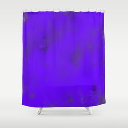 Purple Kush Shower Curtain