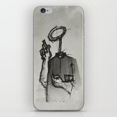 Trust With No Head And Half Finger! iPhone & iPod Skin