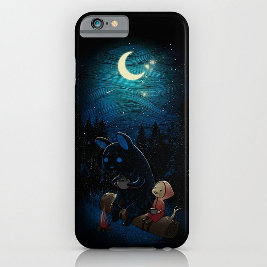 Camping 2 iPhone & iPod Case