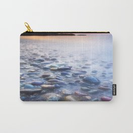 Blue Pearls - Massachusetts Carry-All Pouch