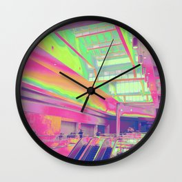 Spectrum Escalation Wall Clock